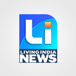 living india news channel logo