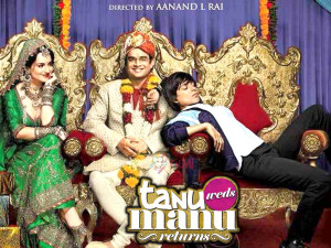 Tanu Weds Manu Returns (2015) Kangna Ranaut R Madhavan Full Movie