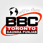 BBC TORRONTO GAUNDA PUNJAB CHANNEL
