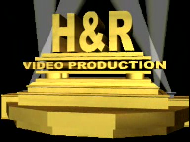 h&r productions logo